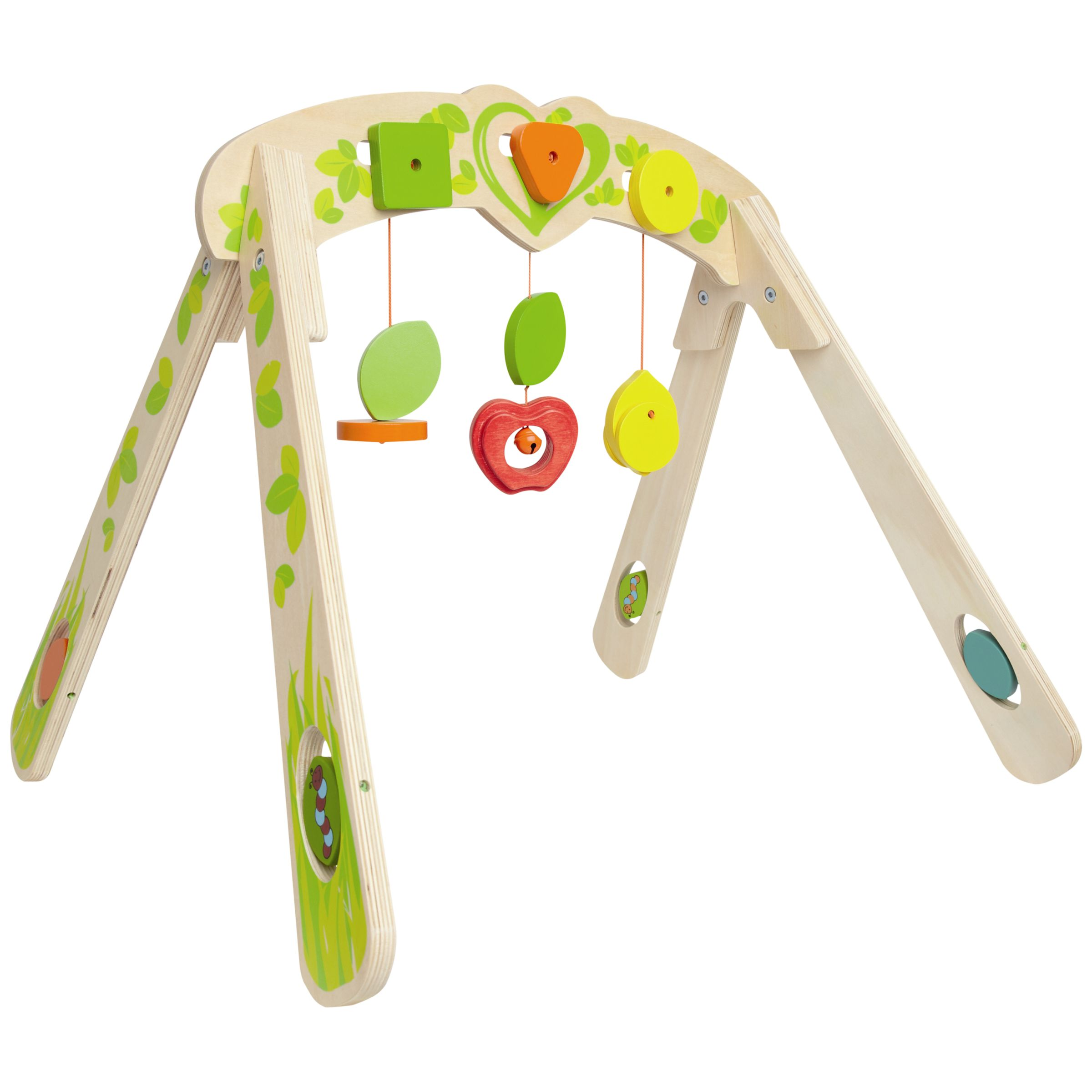 Hape Wooden Baby Gym