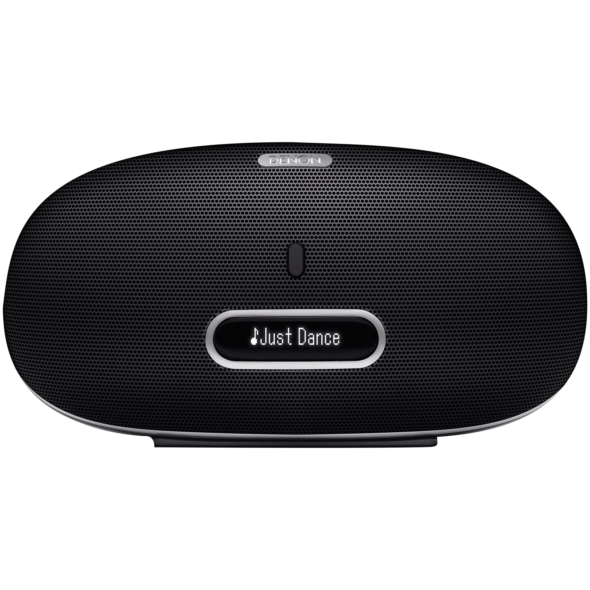 Denon D300 Cocoon Portable Wireless iPod Dock with Apple Airplay, Black