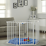 Lindam Safe and Secure Play Pen, Mushroom
