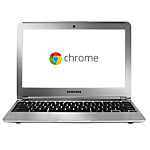Samsung Chromebook Wifi, XE303C12-A01, Exynos 5250, 1.7GHz, Wi-Fi, 11.6 Inch Display, Silver