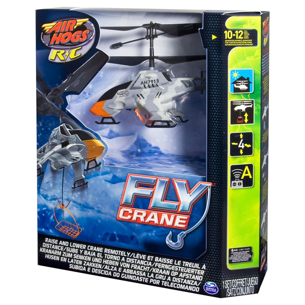Air Hogs Remote Control Fly Crane, Assorted