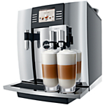 Jura Giga 5 One Touch Bean-to-Cup Coffee Machine, Aluminium