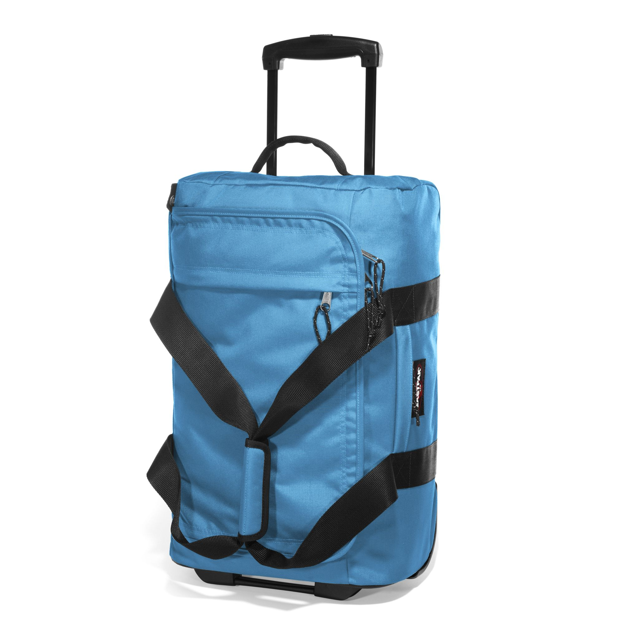 Eastpak Spins 2-Wheel Carry On Suitcase, Mellowmarsh Blue