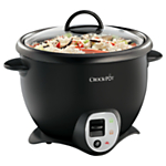 Crock Pot Rice Cooker