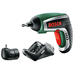 Bosch IXO 3.6 Volt Cordless Screwdriver with Right-Angle Adapter