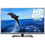 Toshiba 40TL968B LED HD 1080p 3D Smart TV, 40 Inch, WiDi with Freeview HD