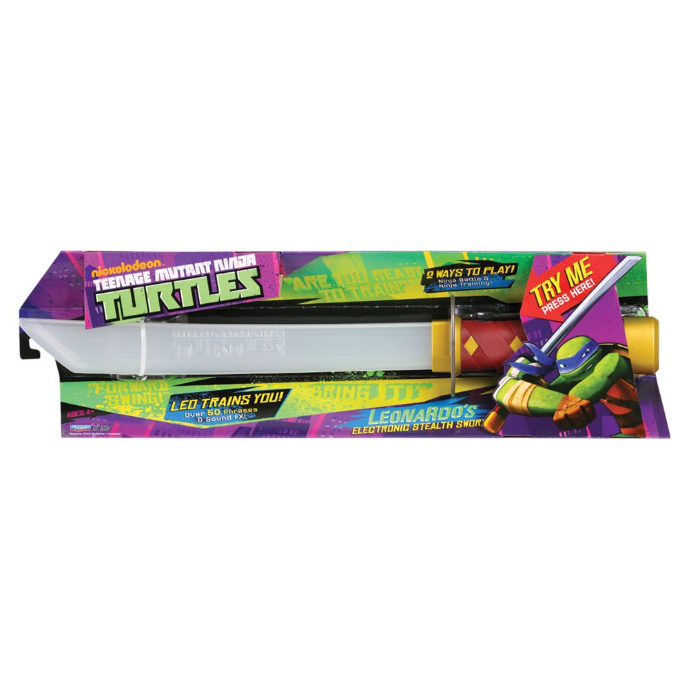 Teenage Mutant Ninja Turtles Accessory, Leonardo's Stealth Sword