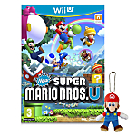 New Super Mario Bros. U with Mario Mascot, Wii U