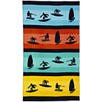 John Lewis Surf Beach Towel, Multi