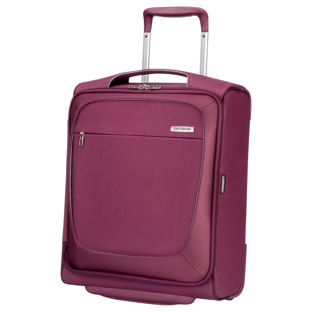 Samsonite B-Lite 2-Wheel Suitcase, Aubergine, Large