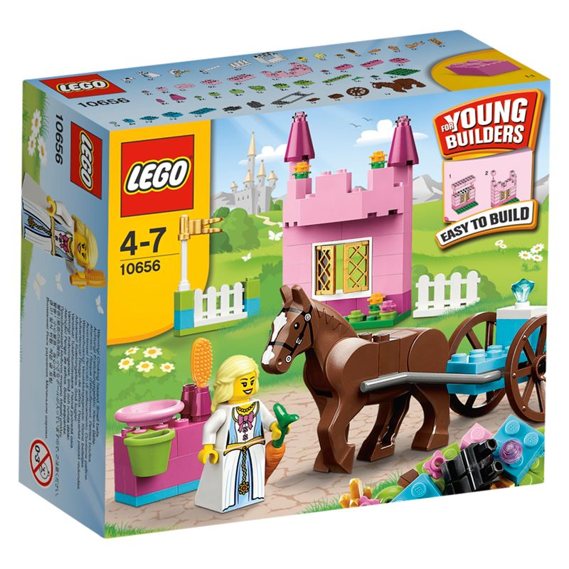 Lego Young Builders My First Princess