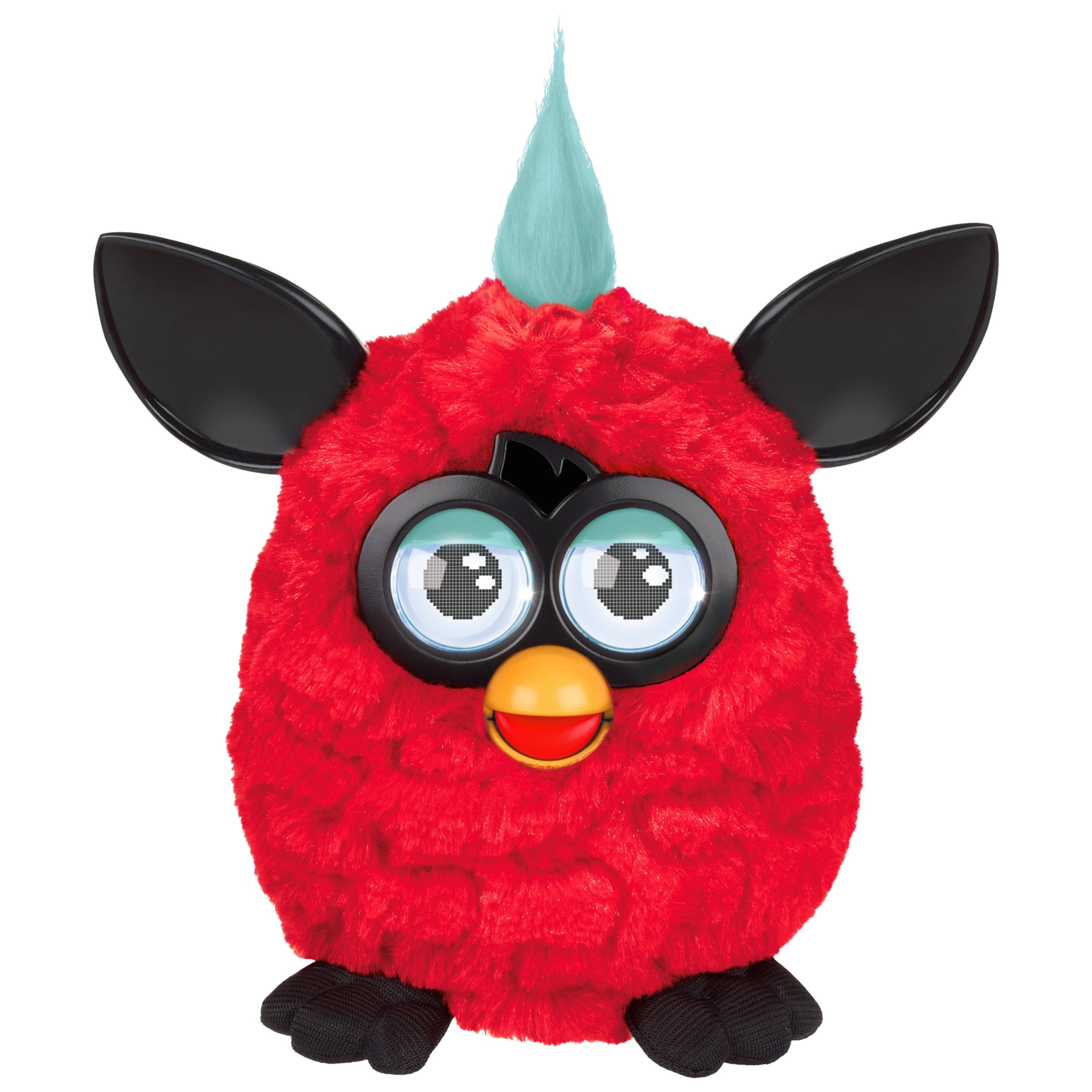 Furby: The New Generation, Red/Black