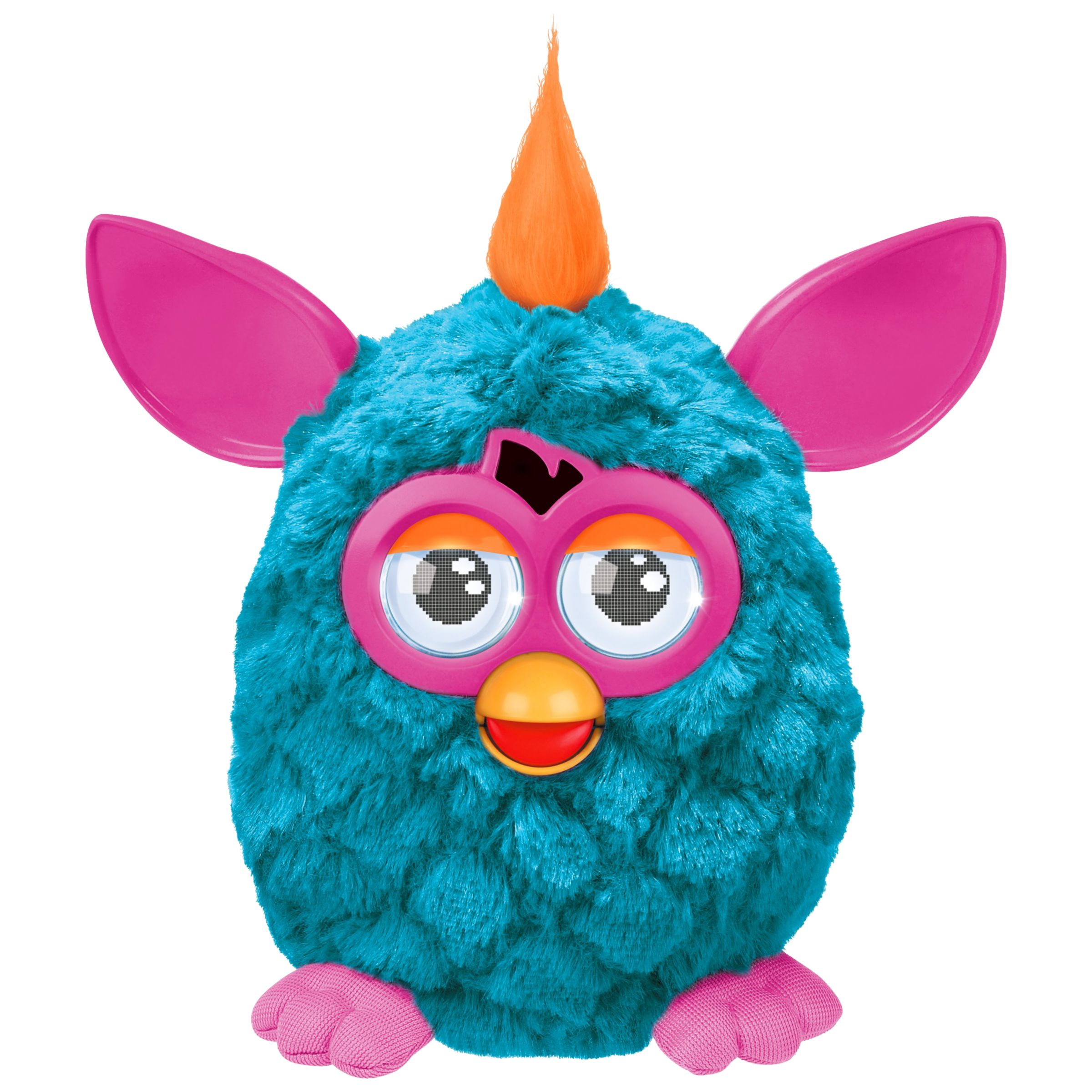 Furby: The New Generation, Teal/Pink