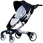4moms Origami Pushchair, Silver