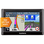 Garmin nüvi 52LM GPS Navigation System, Free Lifetime UK Maps