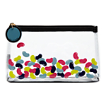 Lulu Guinness Clear Jelly Beans Cosmetic Bag