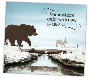 Somewhere only we know by Lily Allen