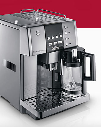 DeLonghi PrimaDonna espresso coffee maker