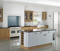 County collection fitted kitchens for Kitchen design john lewis