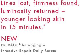 NEW Prevage® Anti-aging + Intenstive Repair Daily Serum