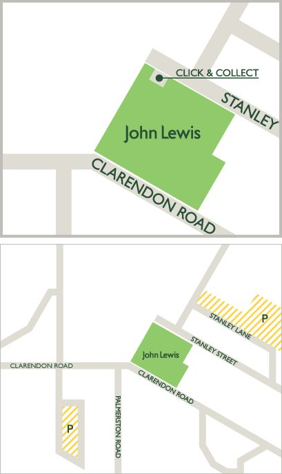 Map of Knight & Lee