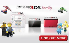 Nintendo 3DS. Family
