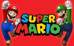 Join the fun with Super Mario