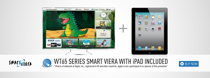 WT65 Series Smart Vierria with Ipad Included