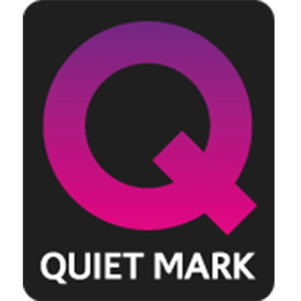Quiet Mark awarded product, find out more