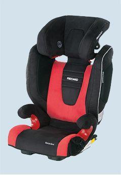 Recaro Monza Nova Seatfix, Cherry