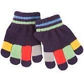 John Lewis Baby Magic Gloves, Navy Blue