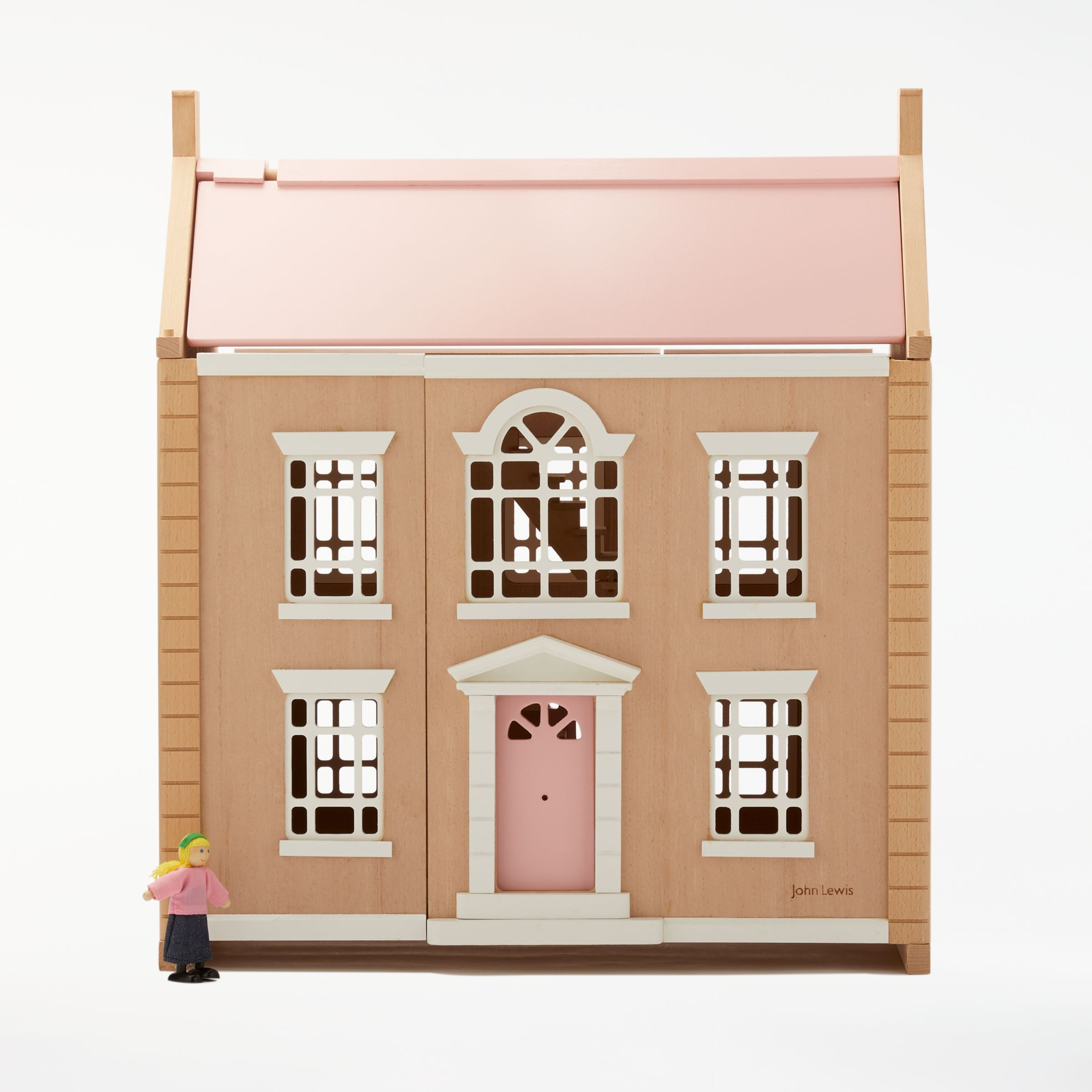 John Lewis Doll's House, Leckford House