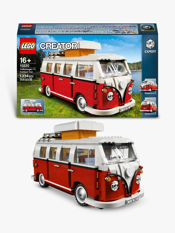 Lego Creator Campervan